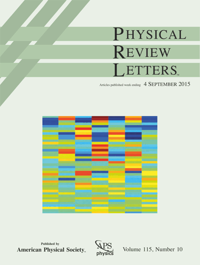 physical review letters news quantum optics and spectroscopy 1539